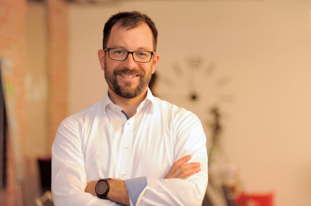 Boda József Codecool CEO
